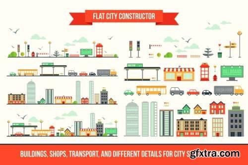 Flat City Constructor
