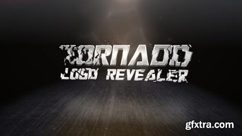 Videohive - Tornado Logo Revealer - 13525774