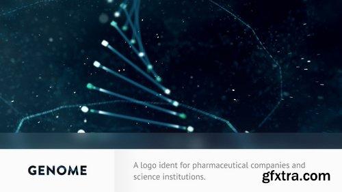Videohive Genome - Logo Ident 7176548