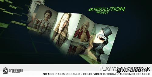 Videohive - Play Your Cards - 12505849