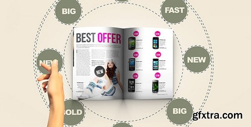 Videohive In Magazine 5395054