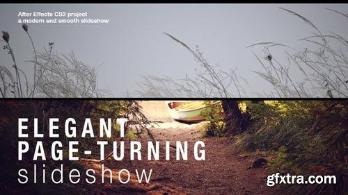 Videohive - Elegant Page-Turning Slideshow - 9702135