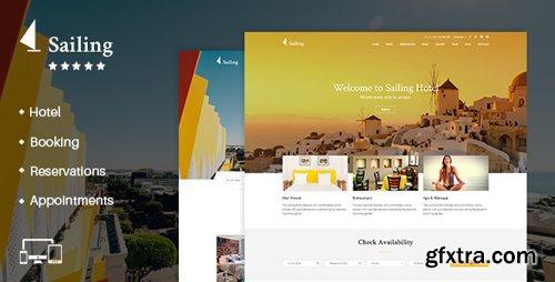 ThemeForest - Hotel WordPress Theme   Sailing v2.0 - 13321455