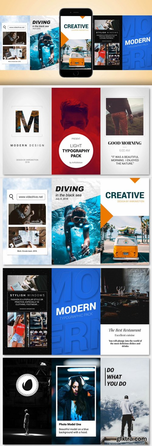 Videohive Inspire Instagram Stories Light 21688219