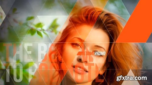 Videohive Triangle Beauty 19882942