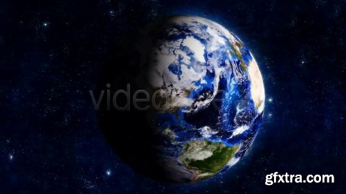 Videohive Planet Earth - Sunrise Series 1585504