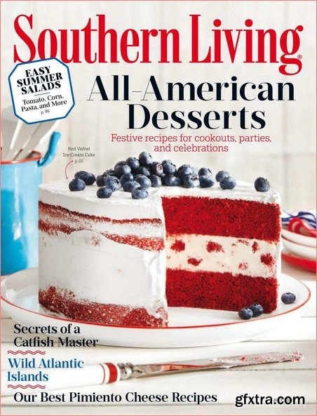Southern Living - July 2018