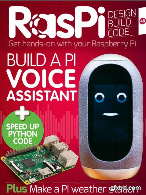 RasPi - Issue 48, 2018