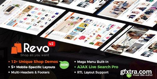 ThemeForest - Revo v2.5.0 - Multi-purpose WooCommerce WordPress Theme - 18276186