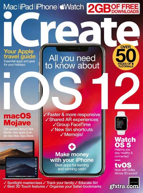 iCreate UK - July 2018
