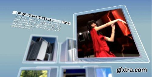 Videohive Stylish Cubes 350166