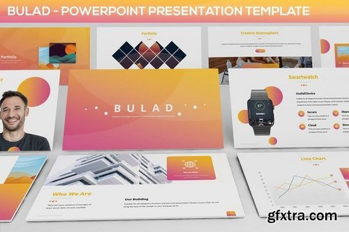 Bulad - Multipurpose Powerpoint Template