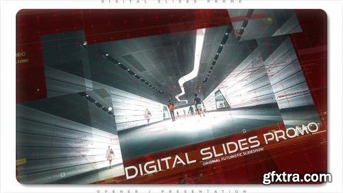 Videohive Digital Slides Promo 21535824