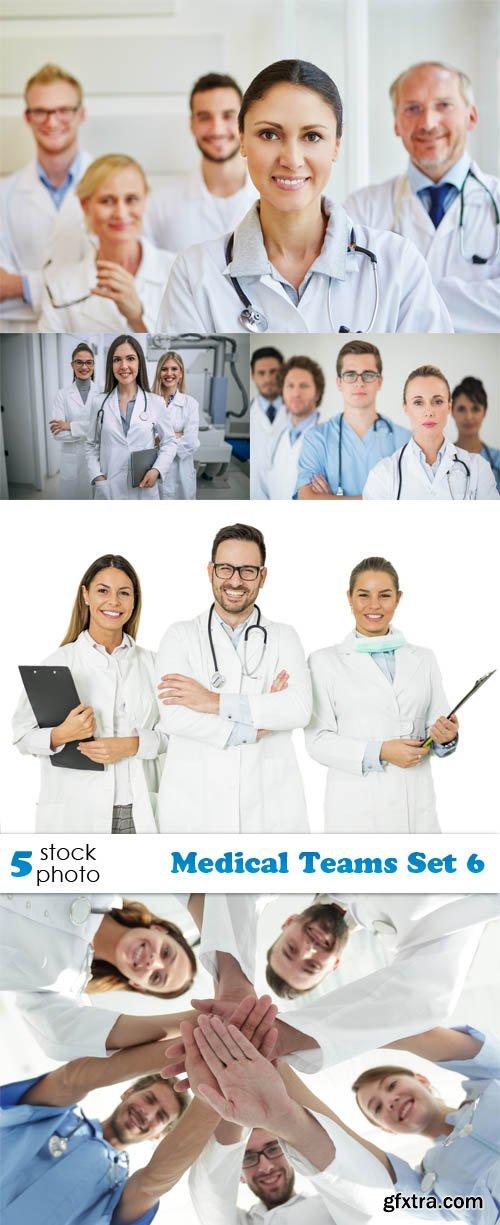 Photos - Medical Teams Set 6