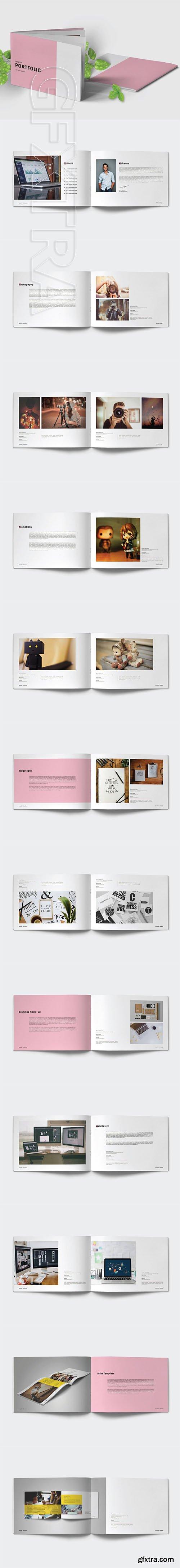 CreativeMarket - Portfolio 2634922