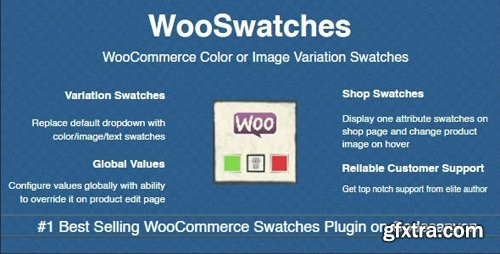 CodeCanyon - WooSwatches v2.5.1 - Woocommerce Color or Image Variation Swatches - 7444039