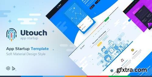 ThemeForest - Utouch Startup v1.0.1 - Multi-Purpose Business Technology and Digital Marketing Joomla Template - 21836790