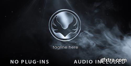 Videohive - Smoke Logo Reveal - 21160394