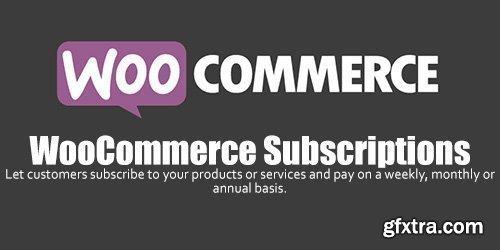 WooCommerce - Subscriptions v2.2.21