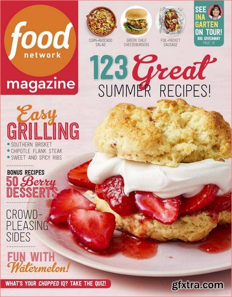 Food Network – July 2018