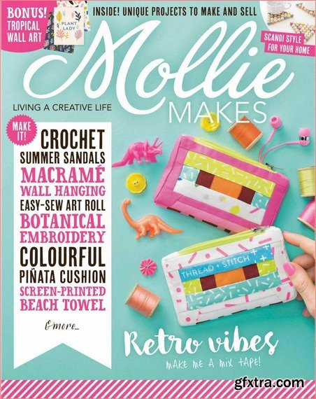 Mollie Makes – August 2018