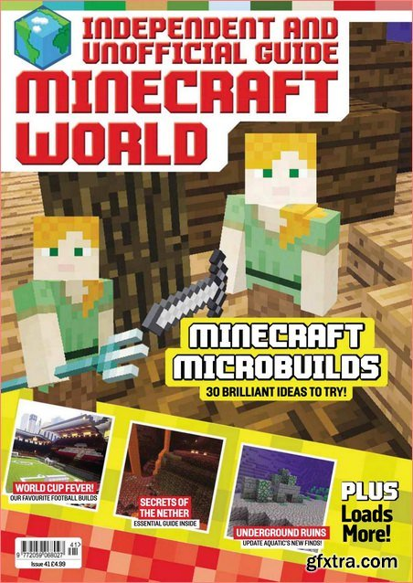 Minecraft World Magazine – September 2018