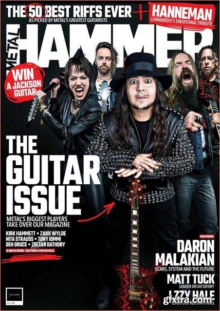 Metal Hammer UK – August 2018
