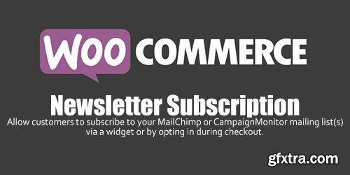 WooCommerce - Newsletter Subscription v2.3.12
