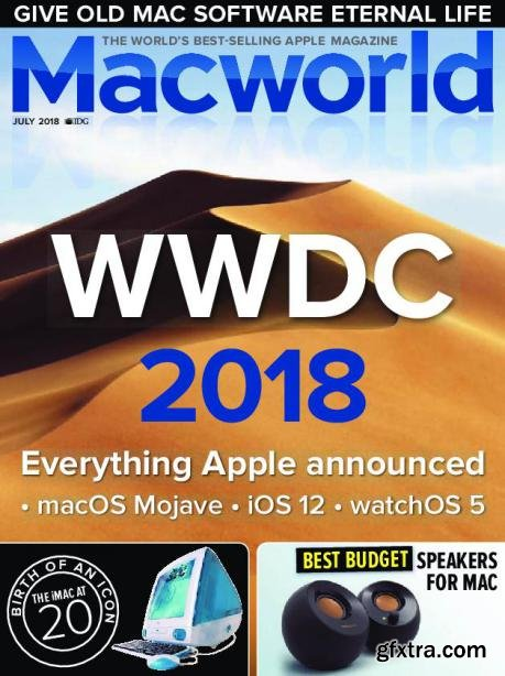 Macworld UK – July 2018