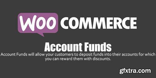 WooCommerce - Account Funds v2.1.11
