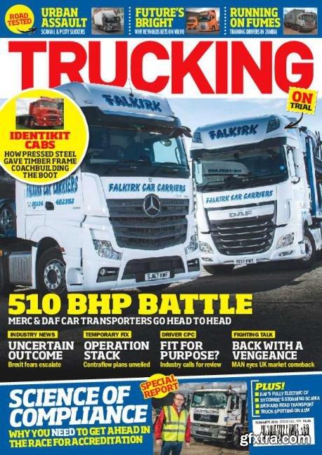 Trucking Magazine – August 2018