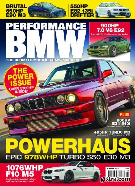 Performance BMW – August 2018