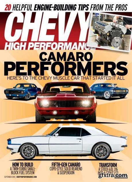 Chevy High Performance - September 2018