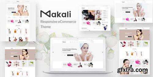 ThemeForest - Makali v1.0 - Responsive PrestaShop Theme - 22099176