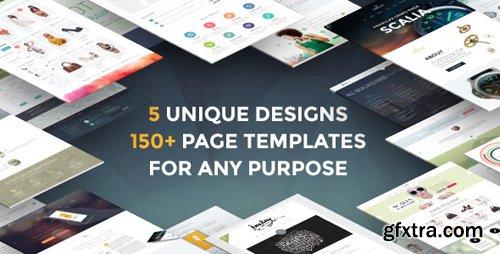 ThemeForest - Scalia v1.6.0 - Multi-Concept Business, Shop, One-Page, Blog Theme - 10785742