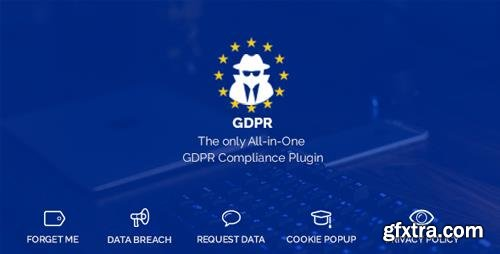 CodeCanyon - WordPress GDPR v1.5.8 - 21880726