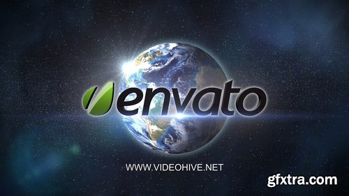Videohive Earth Logo Reveal 2388676