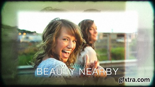 Videohive Stomp Beauty Nearby 20513312