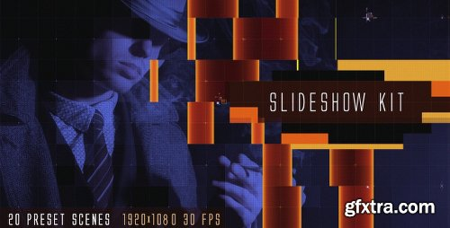 Videohive Slideshow Kit 20762704