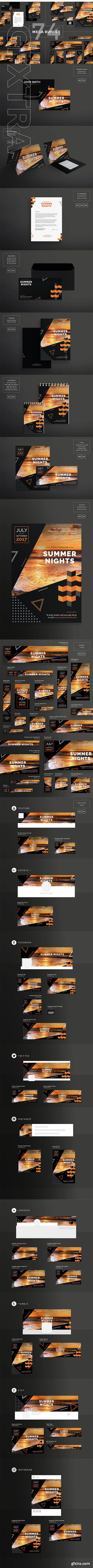 Mega Bundle Summer Nights
