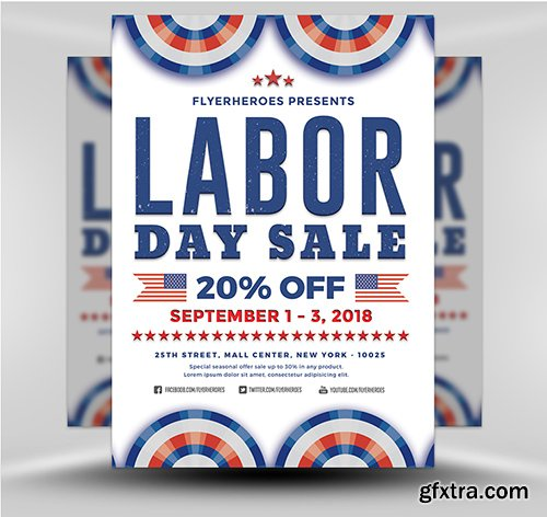 Labor Day Sale 4