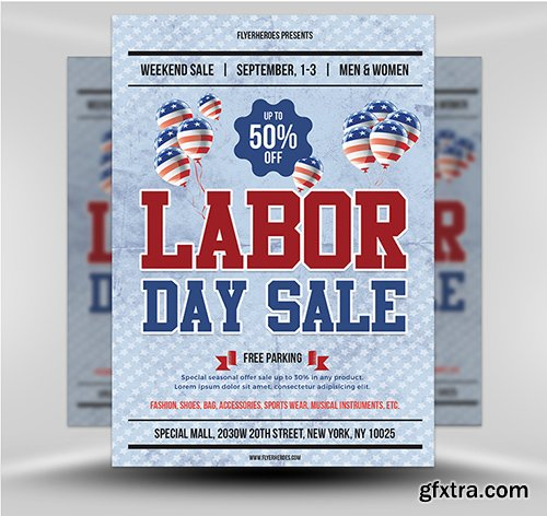 Labor Day Sale 5