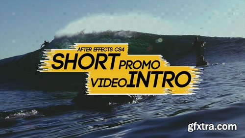 Videohive Short Promo Video Intro 10413017