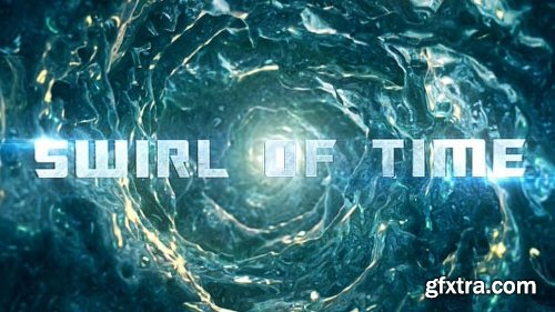 Videohive Swirl of Time 15774949