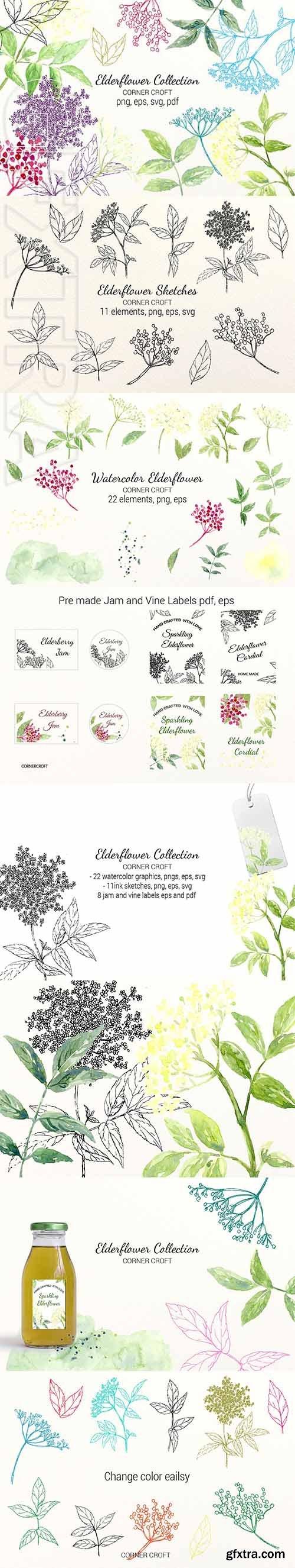 Elderflower Collection