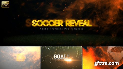 Videohive Soccer Reveal 16432721
