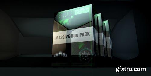 Videohive - Massive Hud Pack - 2652902