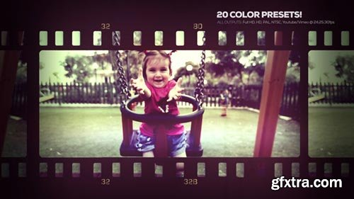 Videohive - Lovely Memories - 4985919