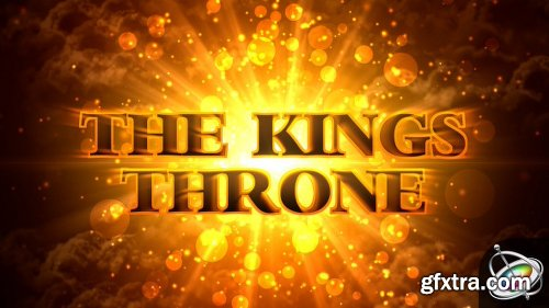 Videohive The King\'s Throne Cinematic Trailer - Apple Motion 11854320