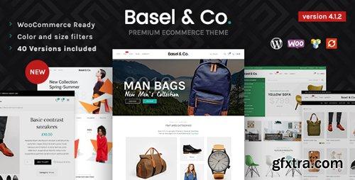 ThemeForest - Basel v4.1.2 - Responsive eCommerce Theme - 14906749